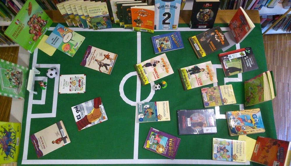 Fútbol Club de Lectura Infantil (1/6)