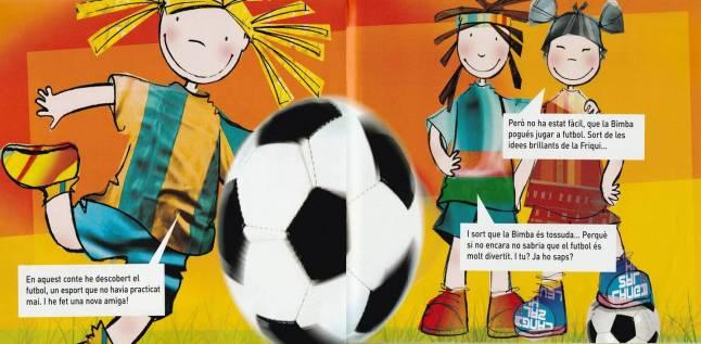 bimba juga futbol