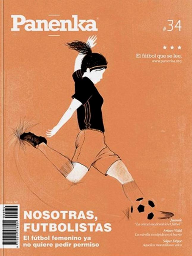 panenka 34 futbol femenino