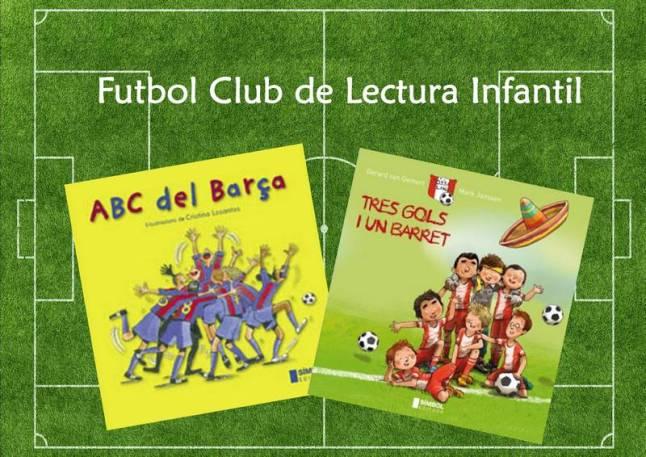 Futbol Club Lectura Infantil - copia