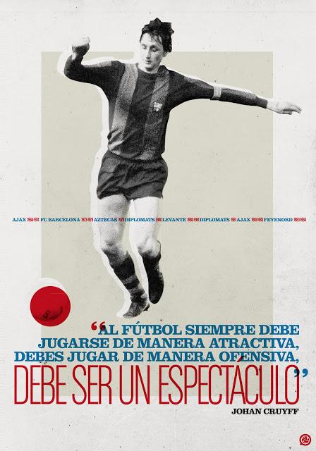 Johan Cruyff: fuente de fútbol y literatura (6/6)