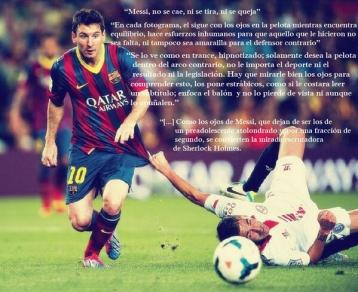 Messi Es Un Perro De Hernán Casciari Futbol Club De Lectura
