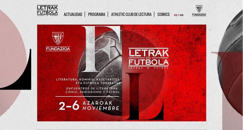 Letras y fútbol: Athletic Club de Lectura (1/4)