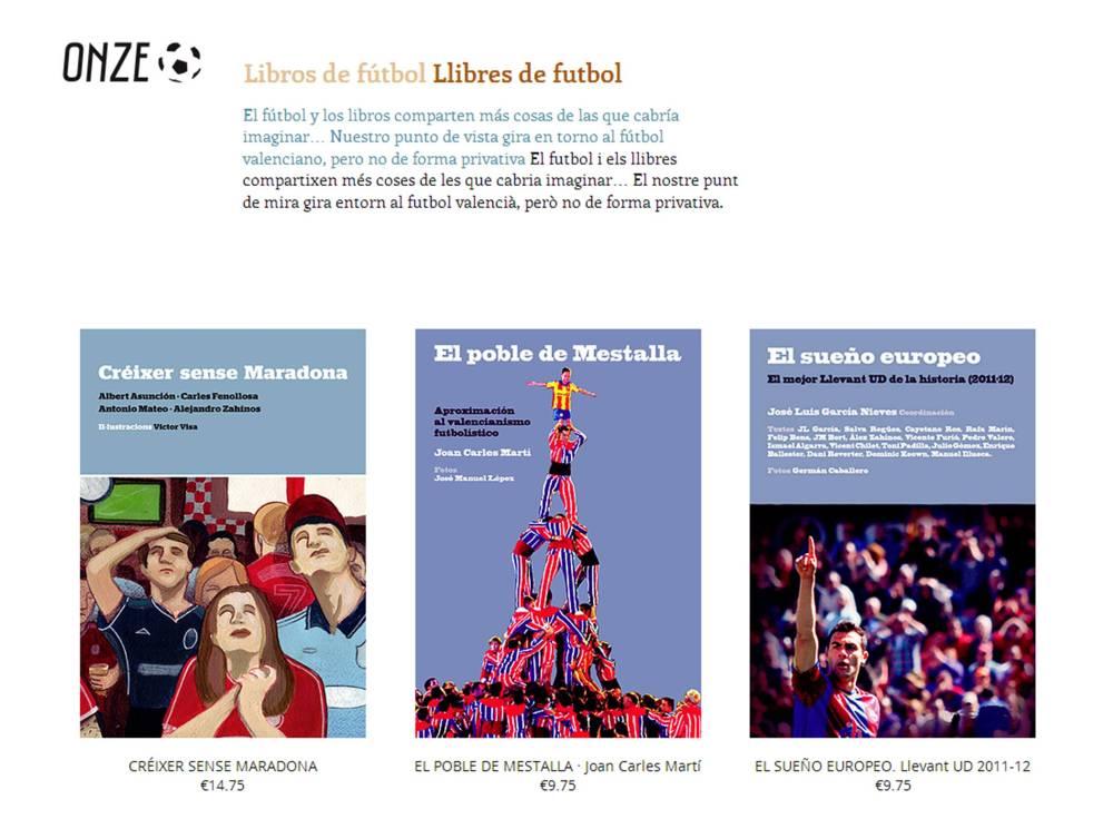 Fútbol y literatura valenciana (4/6)
