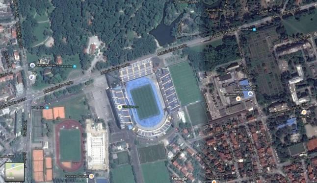 Estadi Maksimir Dinamo Zagreb - copia