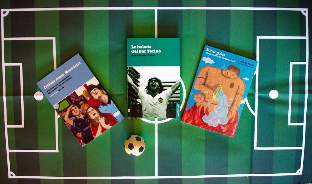 Fútbol y literatura valenciana (1/6)