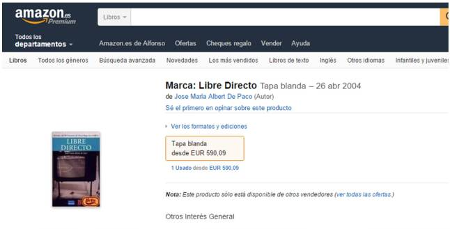 Libre Directo Amazon