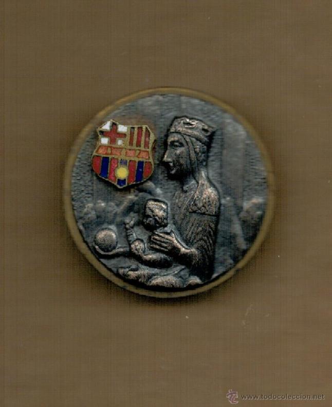 Virgen Montserrat Barça
