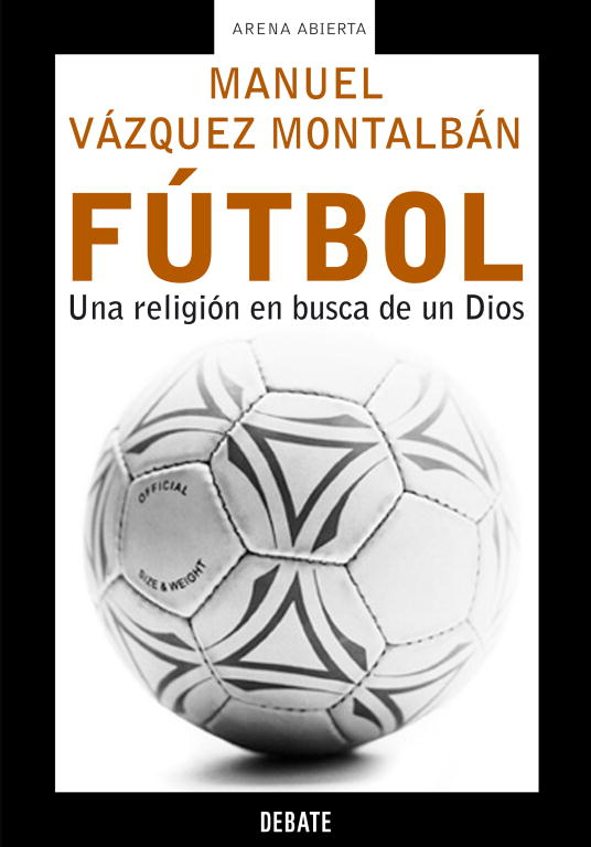Portada Futbol religion dios