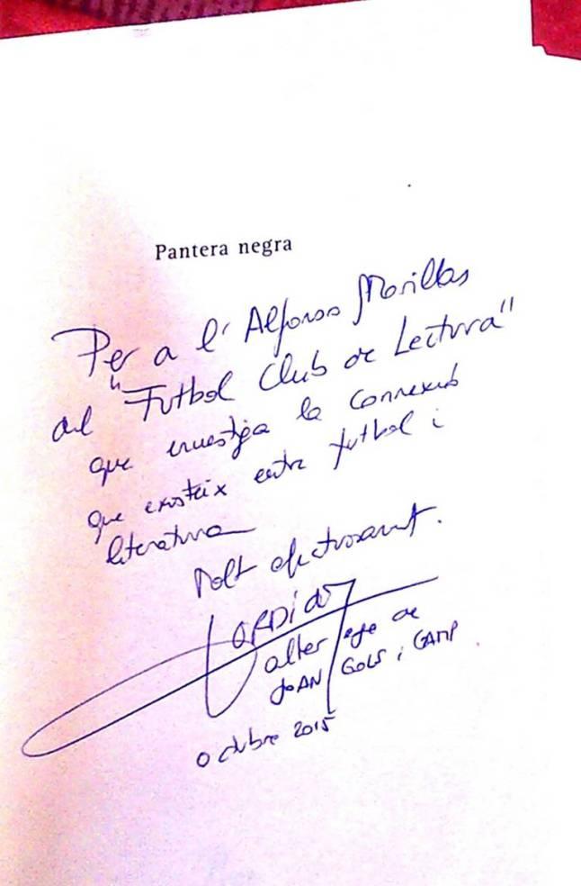Jordi de Manuel Pantera Negra
