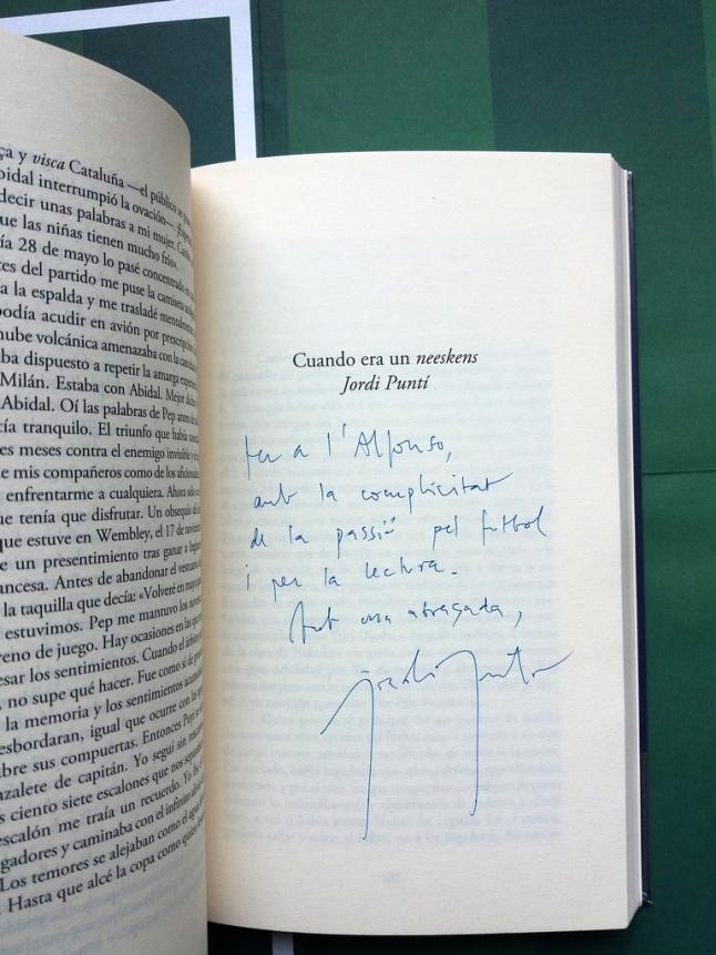 Jordi Puntí - Cuando nunca perdíamos