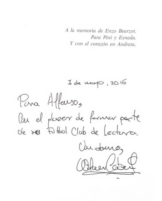 Wilmar Cabrera firma