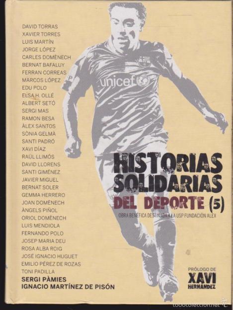 Historias solidarias deporte