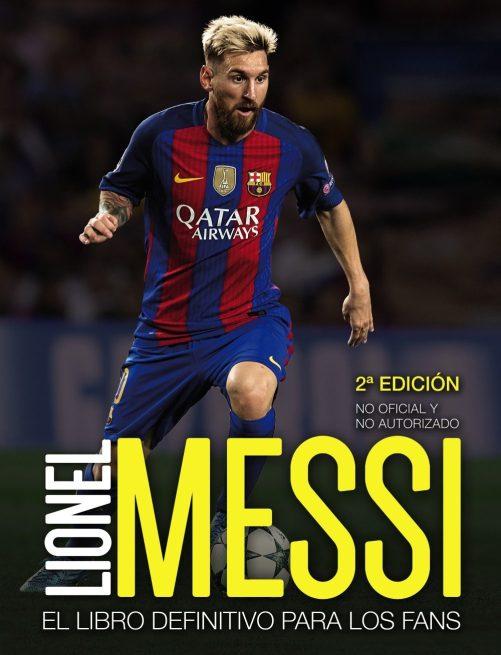 Leonel Messi - Libro definitivo fans