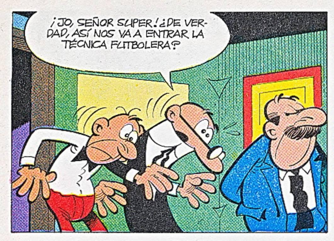 b0e056fa30 Mortadelo y Filemón – Futbol Club de Lectura