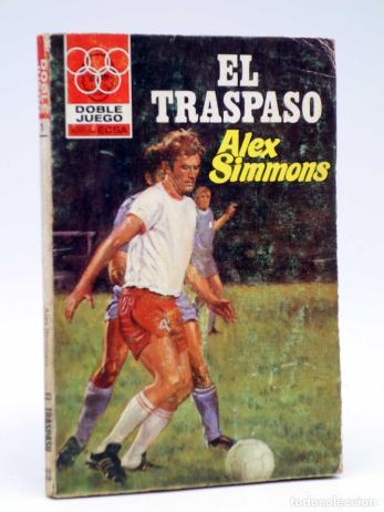 Alex Simmons - El traspaso