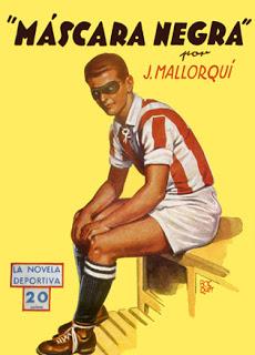 J Mallorquí - Mascara negra