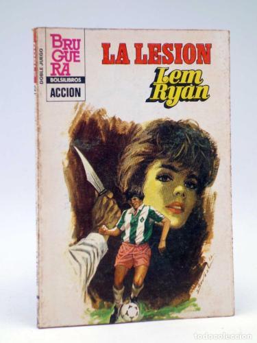 Lem Ryan - La lesión