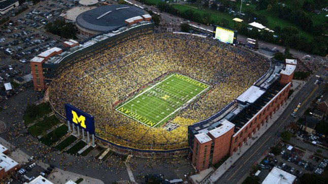michigan stadum - mgblue-com