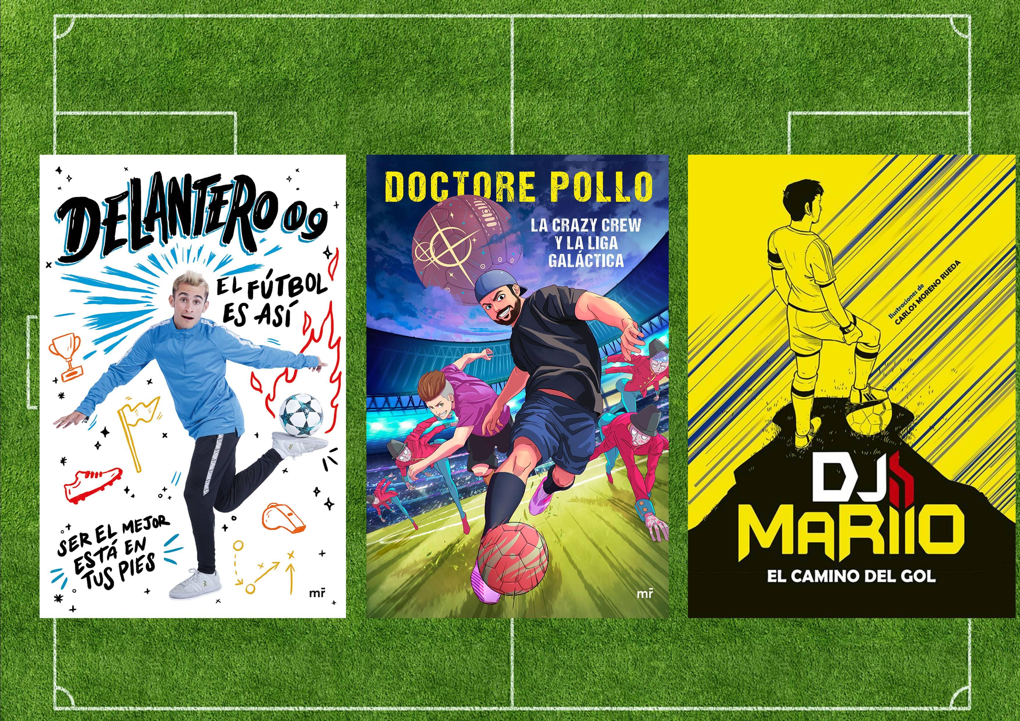 Youtubers libros fútbol.jpg