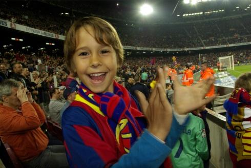 Biel Camp Nou