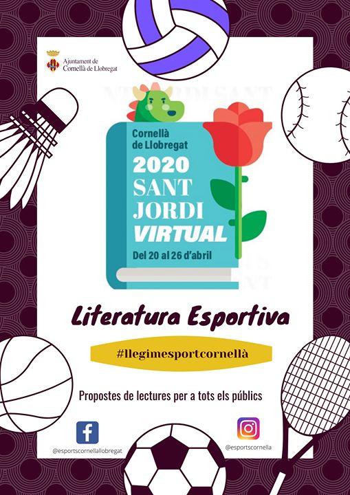 Sant Jordi virtual Esports Cornellà